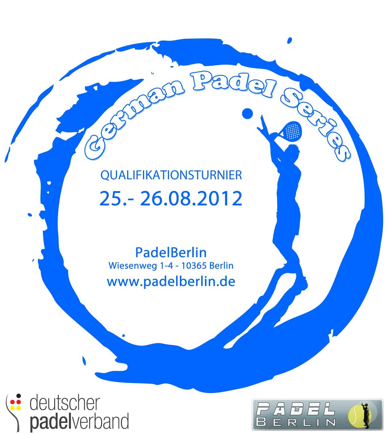 Padel Berlin - Deutscher Padel Verband e.V.