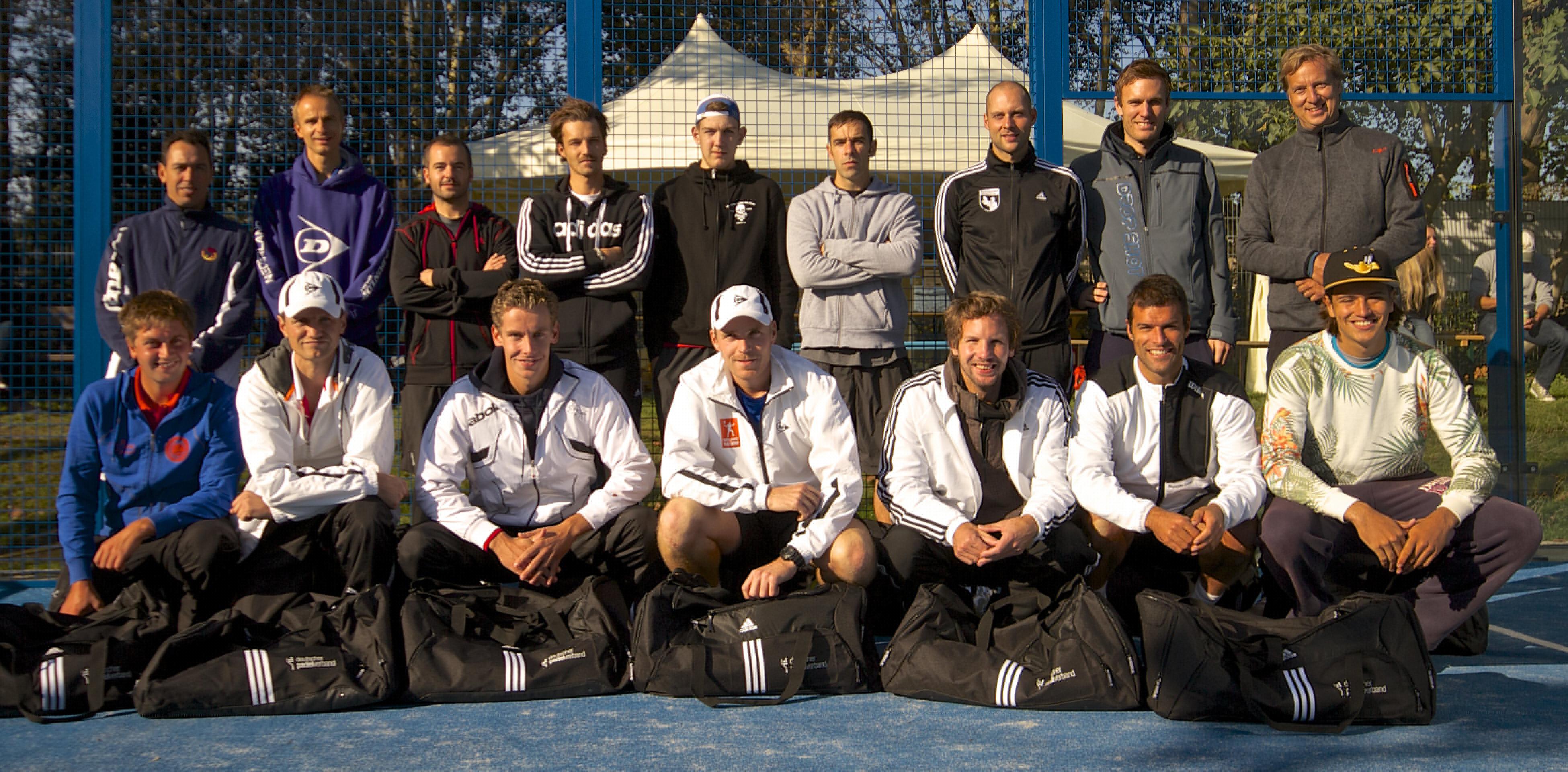 Teilnehmer German Padel Masters 2013