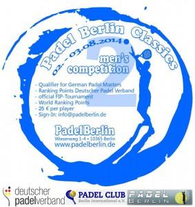 PadelBerlin Classics 2014
