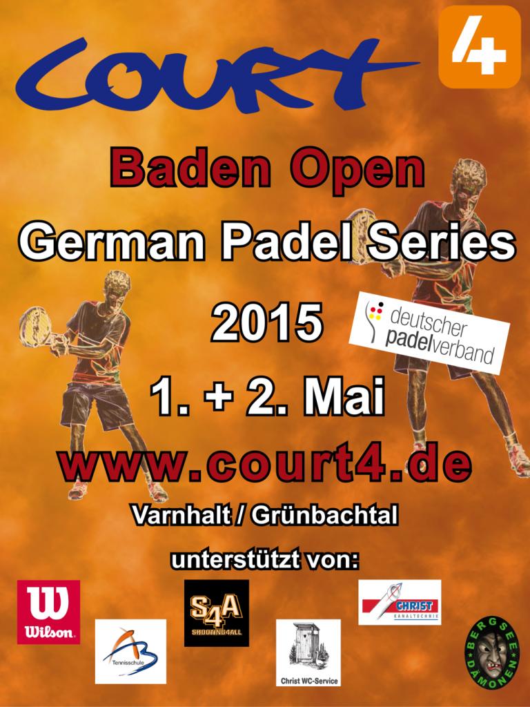 Padel GPS 2015 Baden-Baden