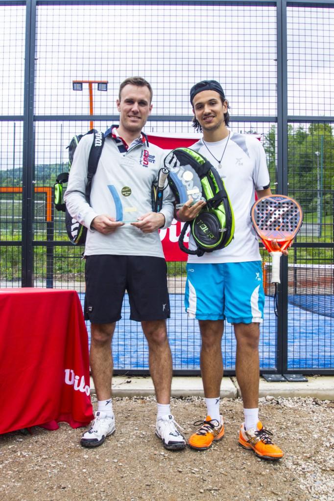 Die Gweinner der Baden Open 2015