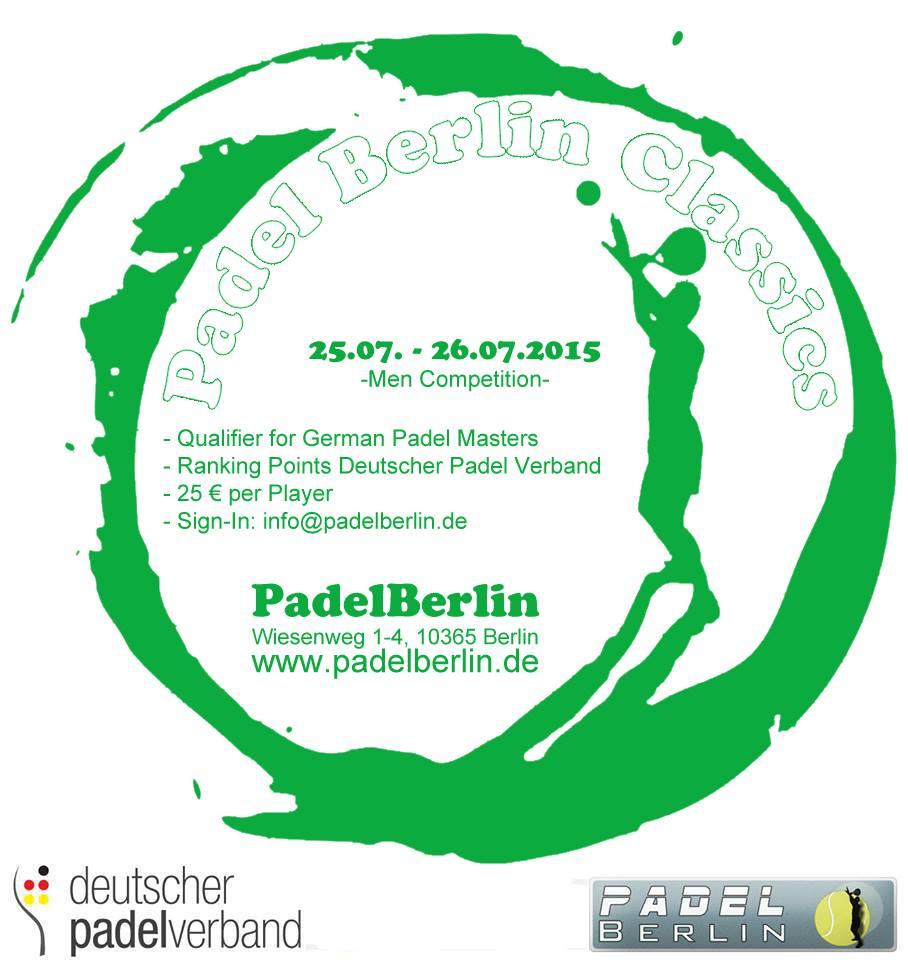 PadelBerlin Classics 2015